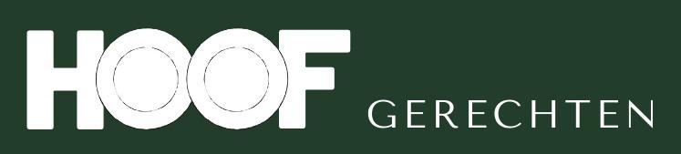 Logo Hoofgerechten - horizontaal